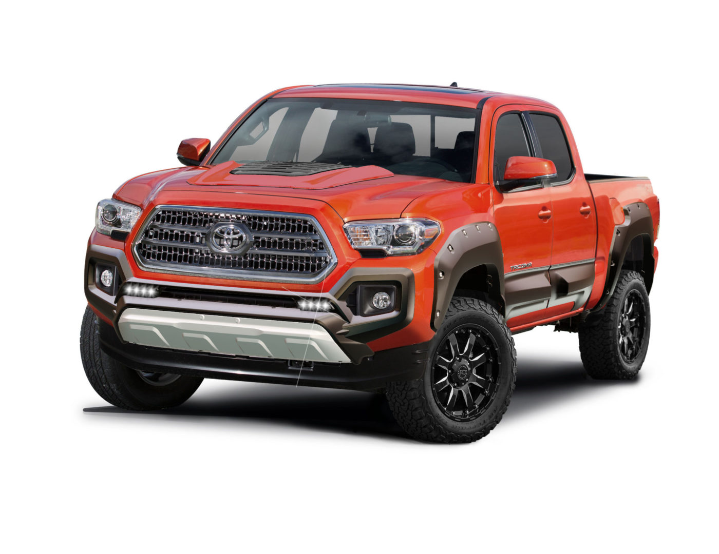 Tacoma Front on 2016 Toyota Tundra Trd Off Road