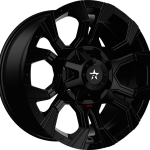 Widow Gloss Black 20""