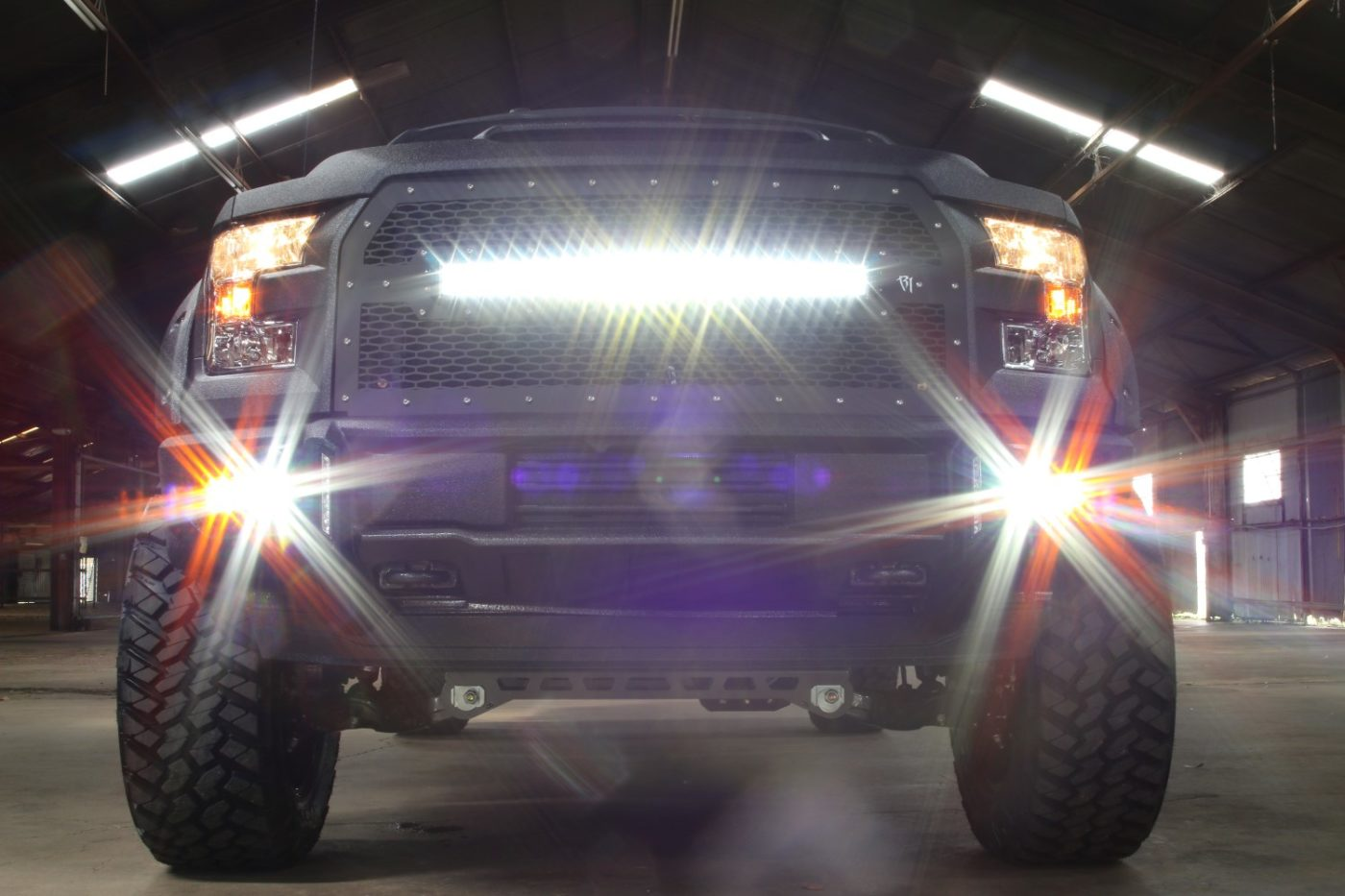 Awt Dealers Armored F150