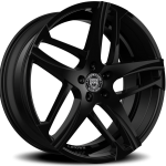 Bavaria Gloss Black 20"