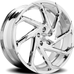 Cyclone Chrome 20"