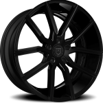 Gravity Gloss Black 20"