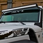"AWT MOTORING 50"" LIGHTBAR WITH MOUNT """""
