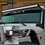 "AWT MOTORING 50"" LED LIGHT BAR & DUALLY """""