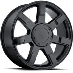 Escalade Gloss Black 22""