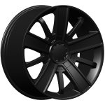 High Country Satin Black 20""