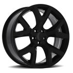 Trail Hawk Gloss Black 17"