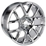 Scat Pack Chrome 20""