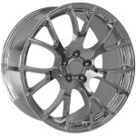 HELL CAT CHROME 20"