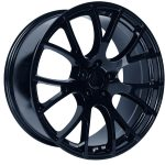 HELL CAT GLOSS BLACK 20"