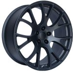 HELL CAT MATTE BLACK 20"
