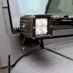 AWT MOTORING 2X2 DUALLY LED WITH MOUNT """"