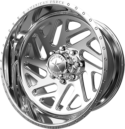 American Force Acid Polished Concave Wheel
