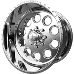 American Force Big Ten Polished Wheel