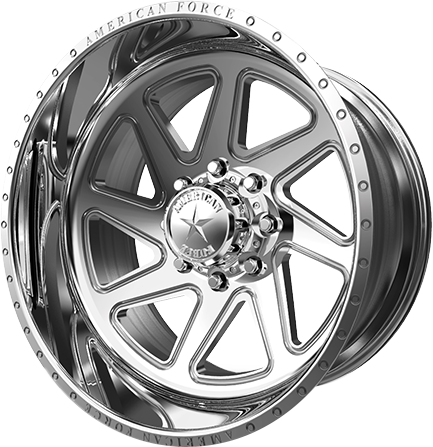 American Force Canyon Polished Concave Wheel