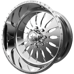 American Force Corona Polished Wheel