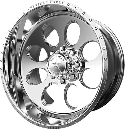 American Force Drive Polished Concave Wheel