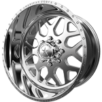 American Force Flux Polished Wheel