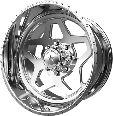 American Force Oath Polished Concave Wheel