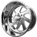 American Force Power Polished Wheel