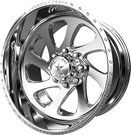 American Force Shive Polished Concave Wheel