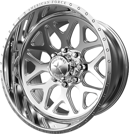American Force Sprint Polished Concave Wheel