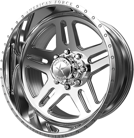 American Force Vision Polished Concave Wheel