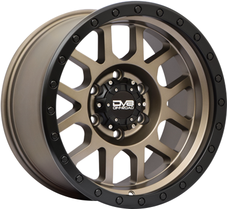 Bronze DV8 883 Wheel