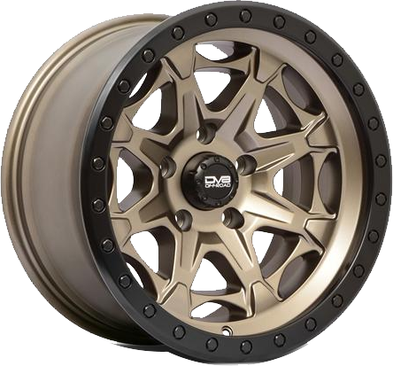 Bronze DV8 886 Wheel