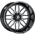 Fuel FF66 Black & Milled