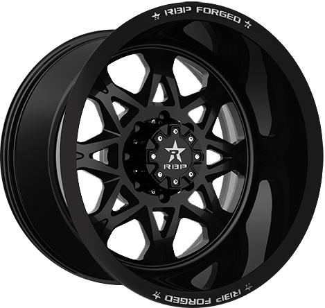 RBP Forged Assault Black
