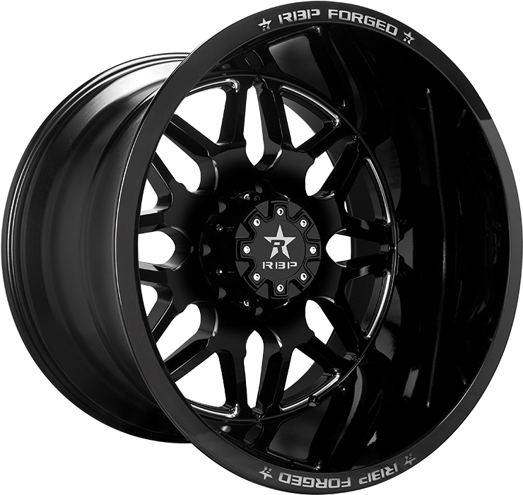 RBP Forged Atomic Black