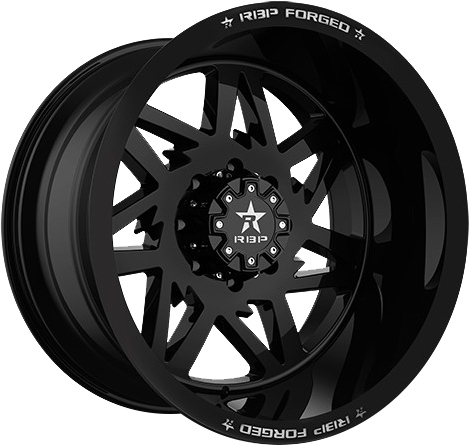 RBP Forged Avenger Black