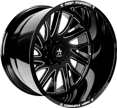 RBP Forged Batallion Black