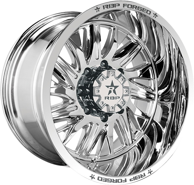 RBP Forged Batallion Chrome