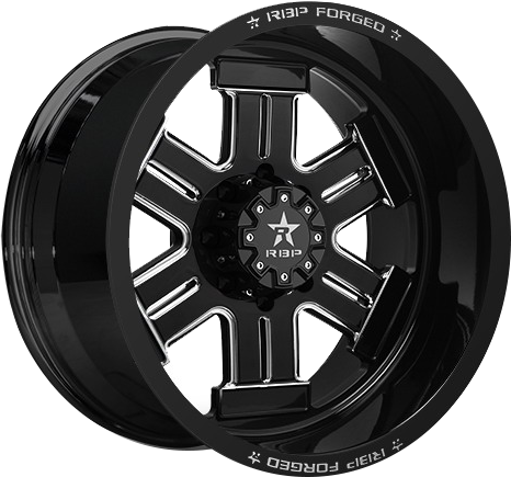 RBP Forged Magnum Black