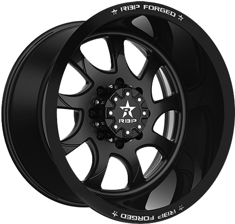 RBP Forged Peacemaker Black