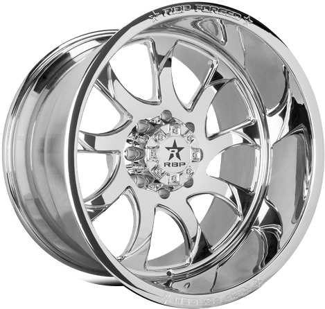 RBP Forged Peacemaker Chrome