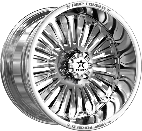 RBP Forged Roulette Chrome
