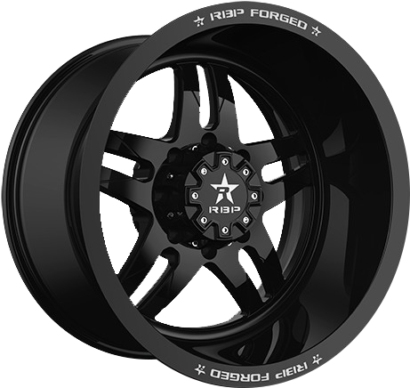 RBP Forged Savage Black