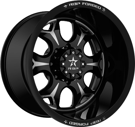 RBP Forged Scalpel Black