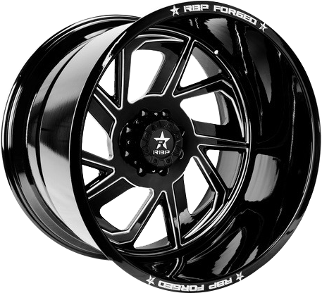 RBP Forged Stinger Black