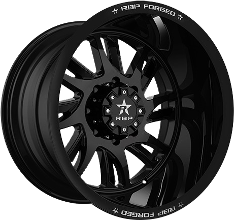RBP Forged Swat Black