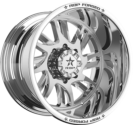 RBP Forged Swat Chrome