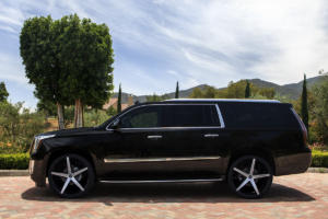 2015 Escalade R-Four